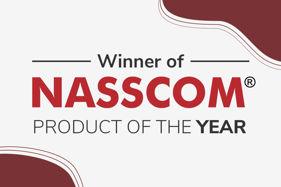 Eunimart's advanced and intelligent platform has been awarded Product of the Year by Nasscom