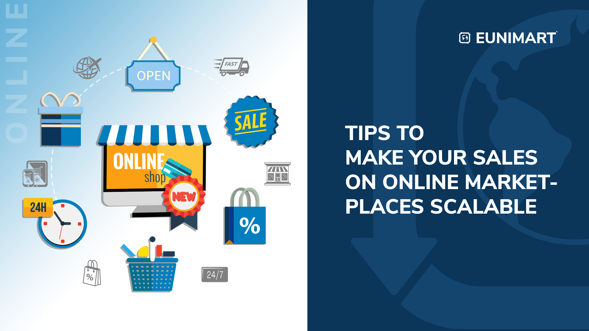 Tips to Make your Sales on Online Marketplaces Scalable