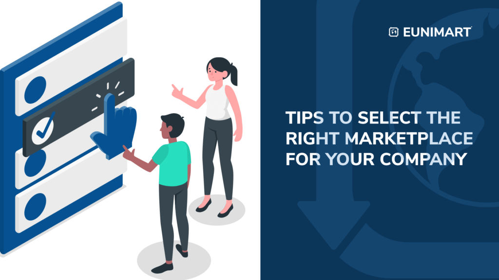 How to select the right marketplace fo
