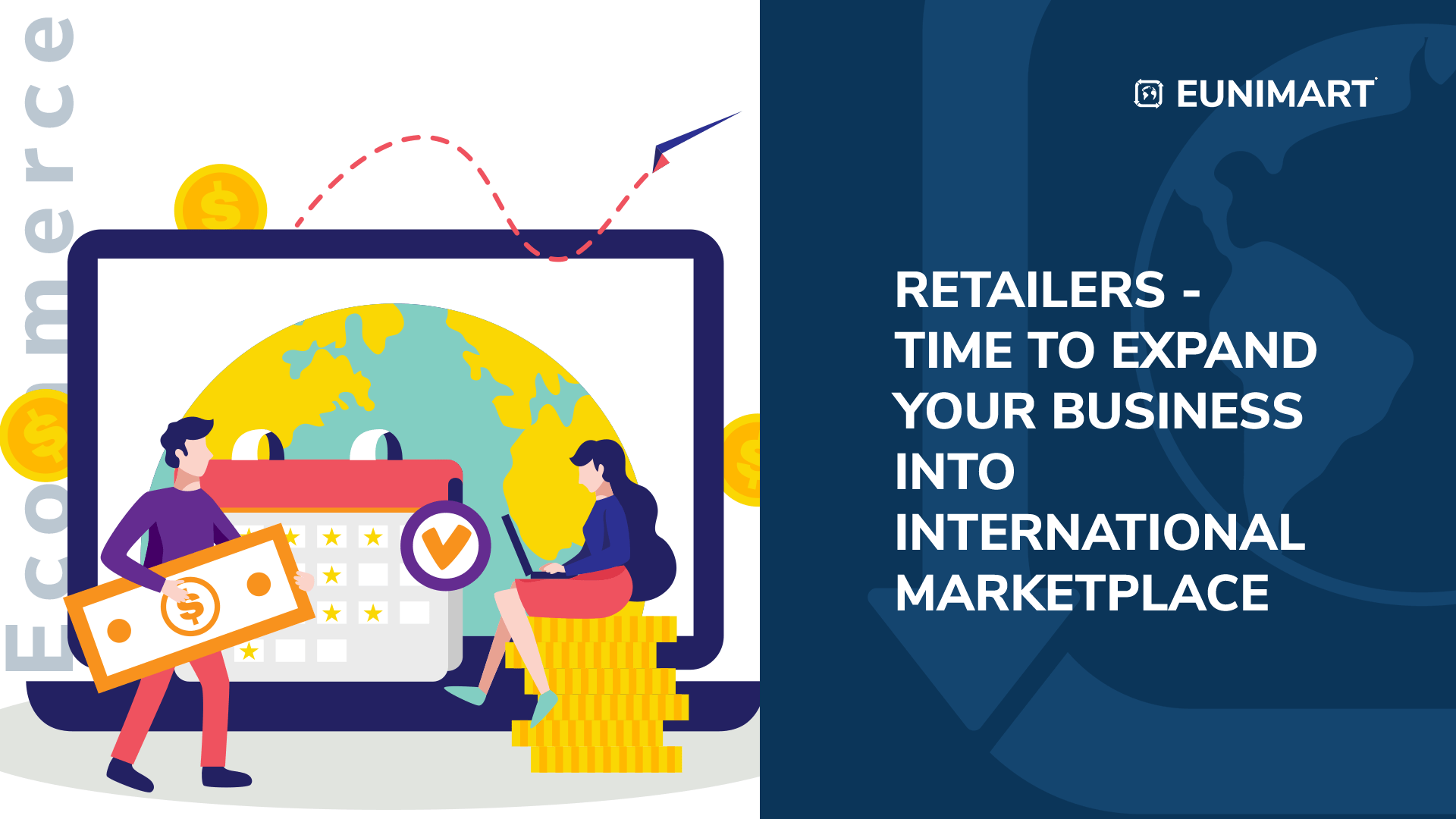 Retailers – Time to expand your business into International Marketplace
