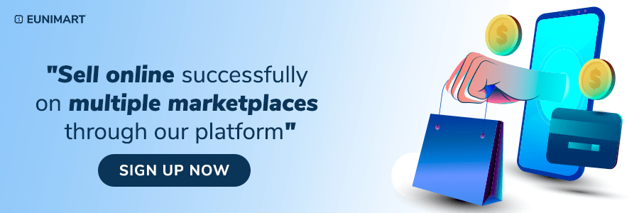 Sell online succcessfully on multiple markerplaces through our platform