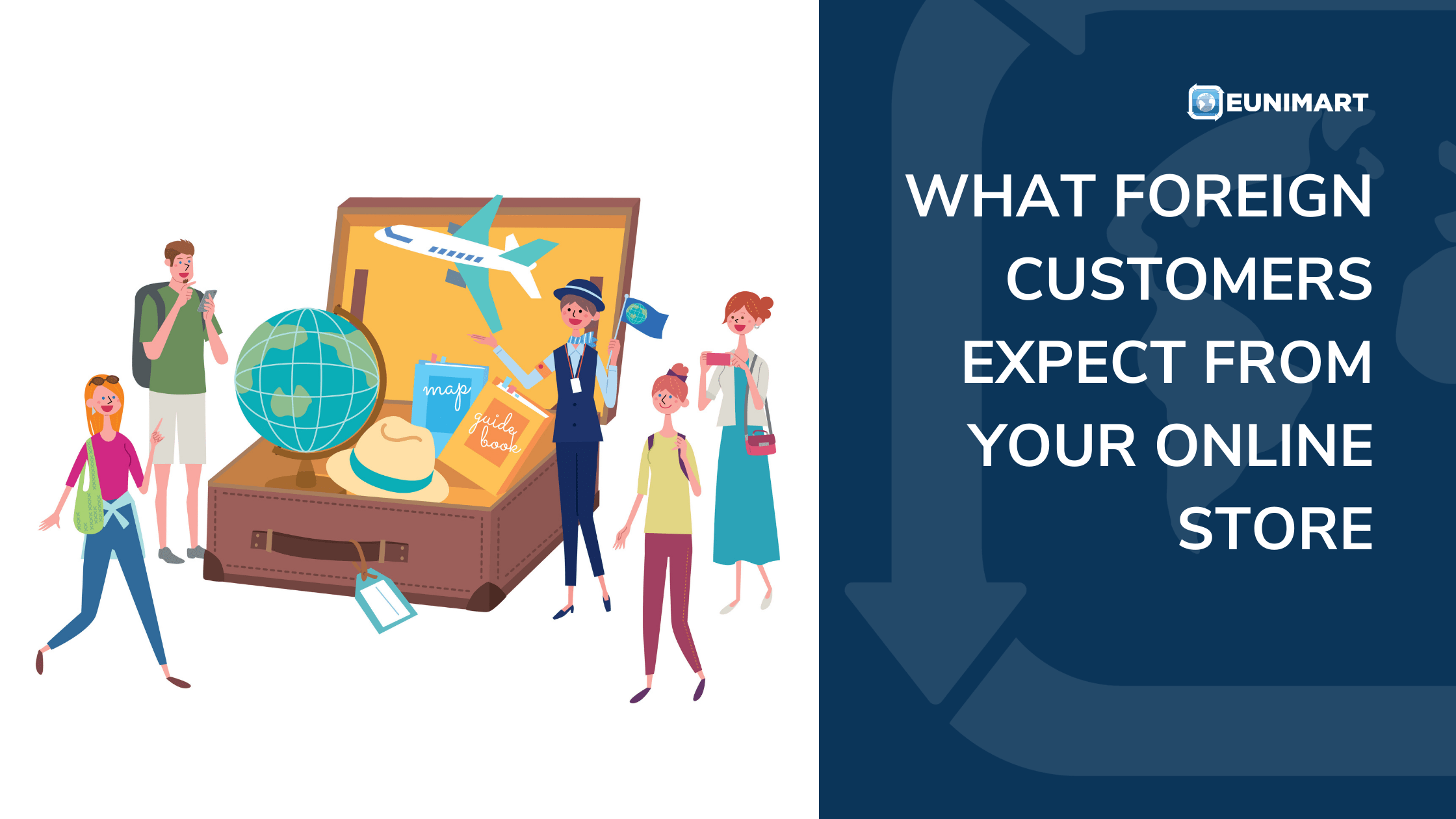 What Foreign Customers Expect From Your Online Store