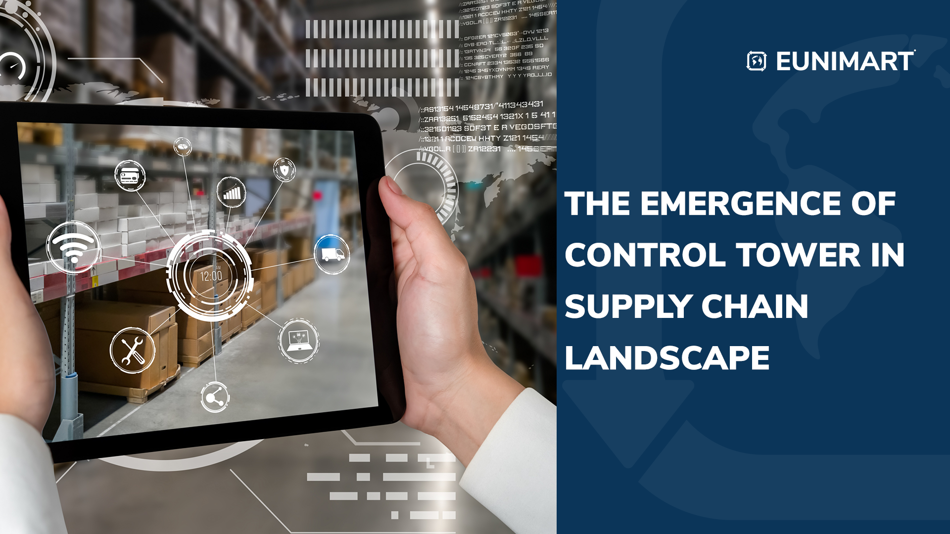 The emergence of Control Tower in Supply Chain Landscape
