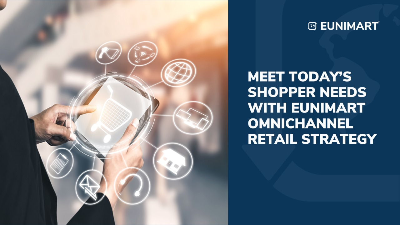 How to meet today's shoppers needs with omnichannel retail strategy